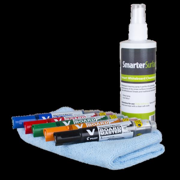 Whiteboard tillbehör Starter Kit