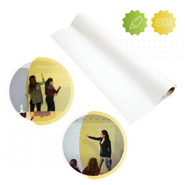 Produktbild projektor whiteboardtapet