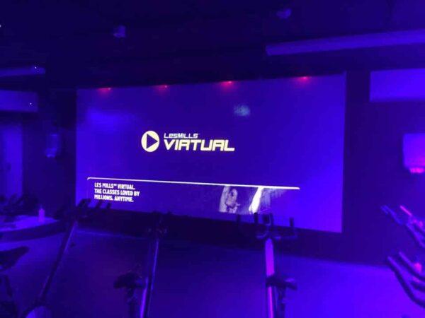 Filmdukfärg, virtuell klass